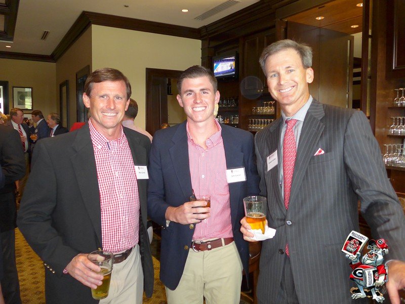 Mike Carroll, Seth Carroll, Russell Jacobs