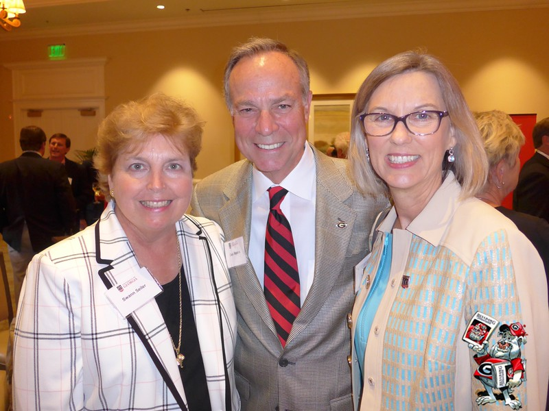 Swann Seiler, Don Waters, Cindy Waters