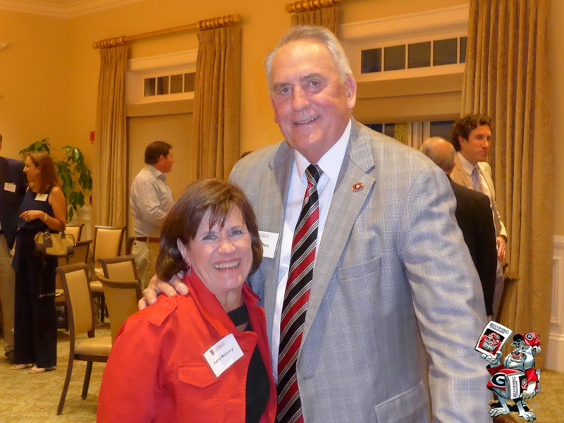 Kathy McMurry, Cliff McMurry