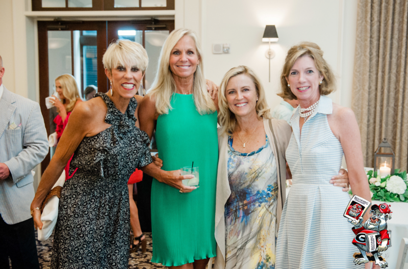 Suzanne Leebern, Tracy Crymes, Bonnie Turner, Evelyn Dukes