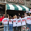 """The Bulldog Nation and St. Simons Island community loss a gem with the passing of Ewell Gay III. His female apparel store Maggies Boutique, dubbed as """"Lady Dawgs headquarters,"""" is a must stop for the Bulldog Nation faithful, particularly Georgia-Florida week. Friends and family gathered at Brogen's on Sunday, April 22, 2018 for a special memorial to this damn good Dawg. R.I.P Ewell!"""