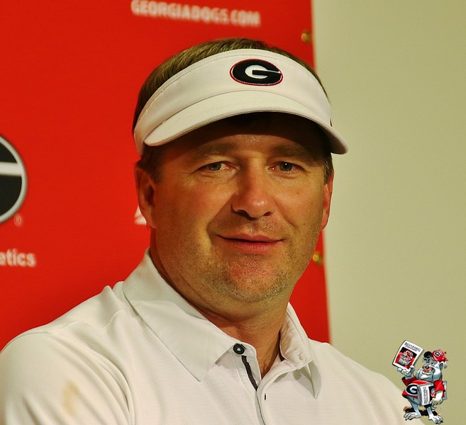 Kirby Smart postgame