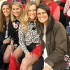 Knight Hausman, Katie Greenway, Claire Holcomb, Callie Crouch