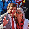 Kirby Smart, Sharon Smart