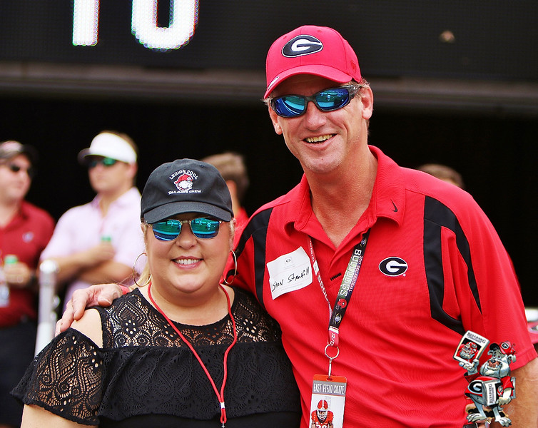 Georgia 49 - Middle Tennessee 7