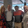 Mary Beth Smart, Jeff Dantzler, Kirby Smart, David Dukes