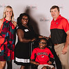 Mary Beth Smart, LaTrace Drummond, Zion Spradley, Kirby Smart