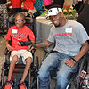 Zion Spradley and Devon Gales