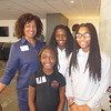 Young Designers Sewing Program — Lillian Kincey, Jayda Dunn, Jemila McIntyre, Tahtiana Talley