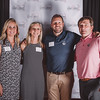 Mary Beth Smart,  Jan Woodruff, Chris Woodruff ( Lighthouse Family Retreat ) and Kirby Smart