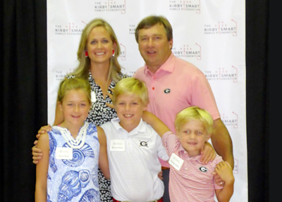 Kirby Smart Family Foundation Giving Day