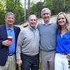 Mike DeVore, Mike Cavan, Bill Young, Mary Beth Smart