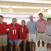Will McCleary, Clara McLanahan, Smith Olmstead, Parker McCleary, Jimmy Humphries, John Humphries, Jr.