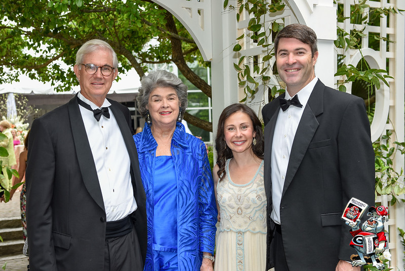 Ham Magill, Rosemary Magill, Sarah Peterson, Chris Peterson
