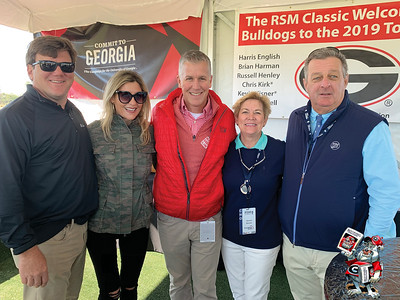 UGA Alumni Association Dawg House RSM Classic