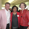 Travis Butler, Yvette Daniels, Carol Williams