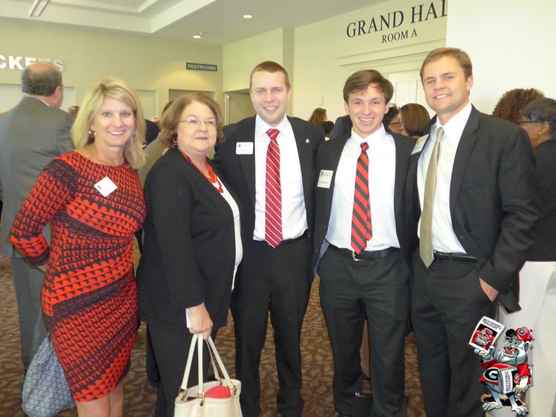 Lisa Hyde, Bonnie Peterson, Luke Massee, Braxton Ballard, Erik Patterson