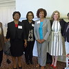 Ronald Jones, Christine Barrington, Amy Graves, Lillian Kincey, Meredith Gurley Johnson, Deloris Ford
