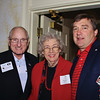 Vince Dooley, Faye Butts, Kirby Smart