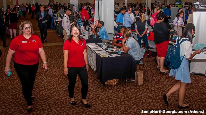 UGA Job Fair Aug 2016-8827