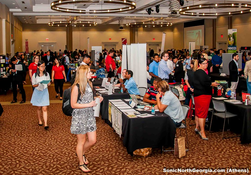 UGA Job Fair Aug 2016-8826
