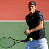 Action during the tennis match between UGA and Texas at the Magil Tennis Complex September 24, 2021