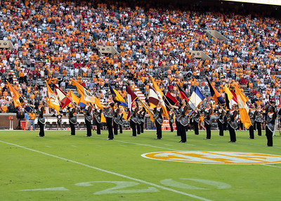 Tennessee color guard