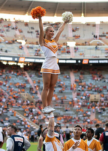 Tennesse cheerleader