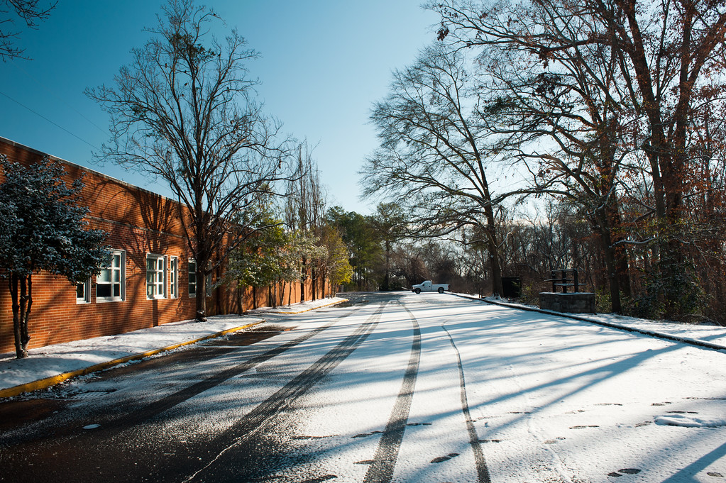 Athens, GA (Clarke County) January 2018