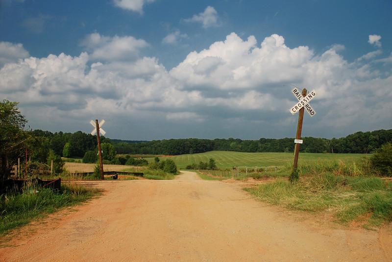 Clarke County (GA) July 2008