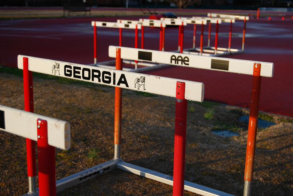 Spec Towns Track, University of Georgia, Athens, GA (Clarke County) 2008