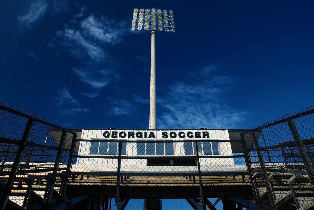 Turner Soccer Complex, UGA, Athens, GA (Clarke County) September 2008