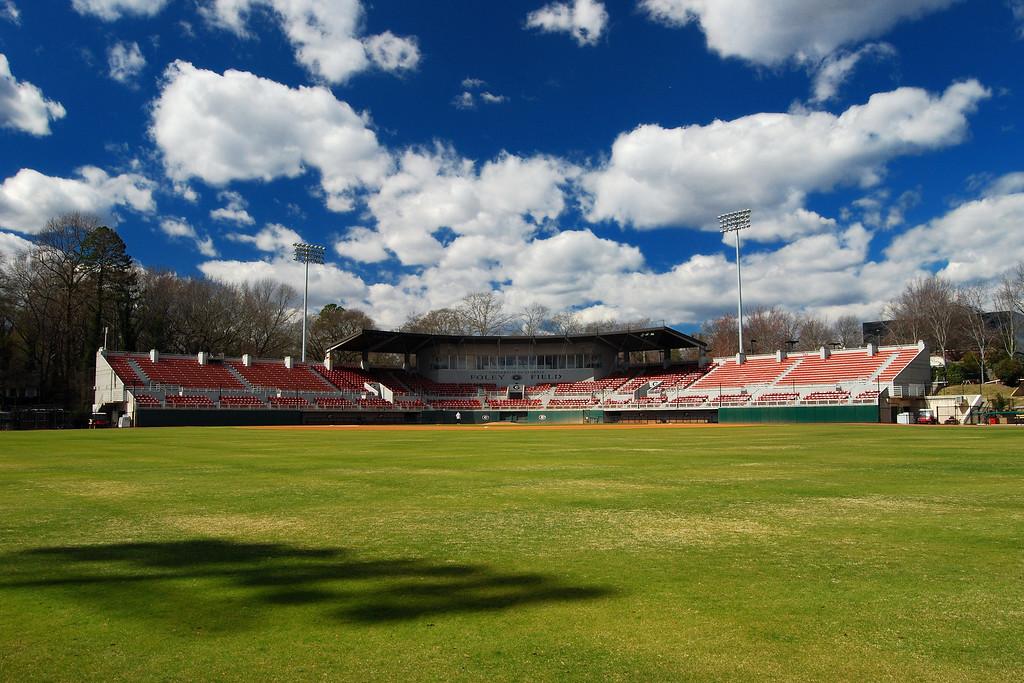 Foley Field, University of Georgia, Athens, GA (Clarke County) 2008