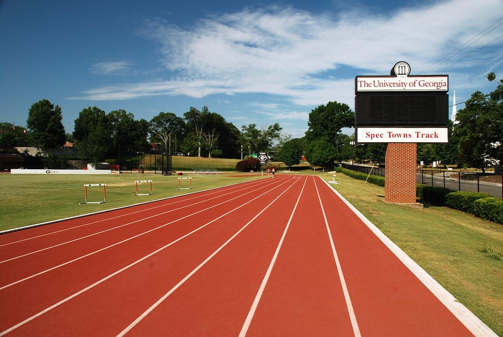 Spec Towns Track, University of Georgia, Athens, GA (Clarke County) June 2008