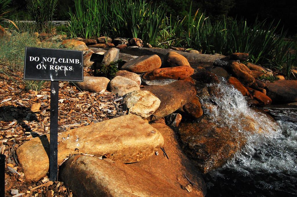 State Botanical Garden Georgia, Athens, GA (Clarke County). 2007