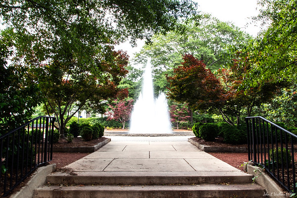 Herty Fountain No. 2
