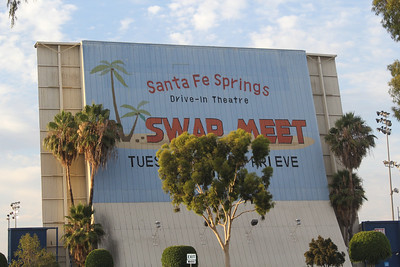 SANTA FE SPRINGS SWAP MEET • 08.02.13