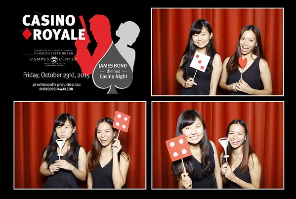 UH Casino Night - Casino Royale (Fusion Photo Booth)