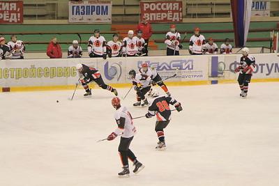 Трактор-1995 (Челябинск) - Автомобилист-1995 (Екатеринбург) 8:0. 3 марта 2013