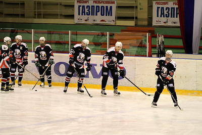 Трактор-1995 (Челябинск) - Сигнал-1995 (Челябинск) 4:1. 9 февраля 2013