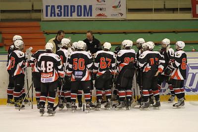 Трактор-1995 (Челябинск) - Спутник-1995 (Нижний Тагил) 5:2. 26 января 2013