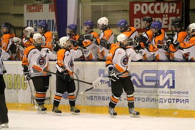 Трактор-1995 (Челябинск) - Спутник-1995 (Нижний Тагил) 5:6. 27 января 2013