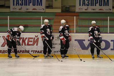 Трактор-1995 (Челябинск) - Школа Кожевникова-1995 (Омск) 7:3. 1 декабря 2012