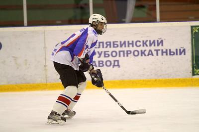 Трактор-1995 (Челябинск) - Школа Кожевникова-1995 (Омск) 4:3 ОТ. 2 декабря 2012