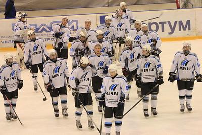 В матче за третье место в финале первенства Юниорской хоккейной лиги, который проходит в Тольятти, челябинский Мечел выиграл у местной Лады.