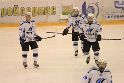 Трактор (Челябинск) - Мечел (Челябинск) 5:4 Б. 25 января 2014