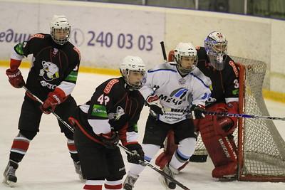 Первенство России среди команд Юниорской Хоккейной Лиги до 18 лет. Результаты игр