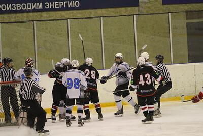 Трактор (Челябинск) - Мечел (Челябинск) 8:2. 26 января 2014