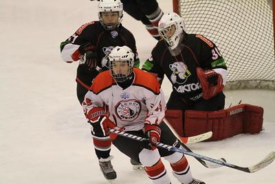 В первенстве Юниорской хоккейной лиги накануне состоялись два матча
