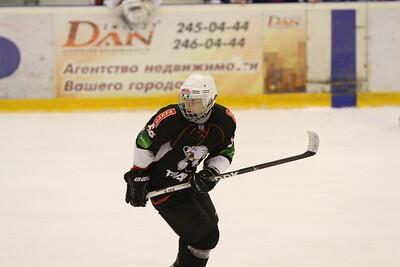 Трактор (Челябинск) - Рубин (Тюмень) 7:3. 9 марта 2014